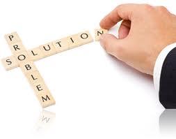 Problem Solution Puzzle